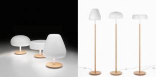 luminaires design en bois inspiration scandinave