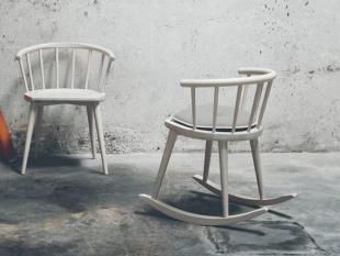 mobilier d'habitat chaise inspiration scandinave
