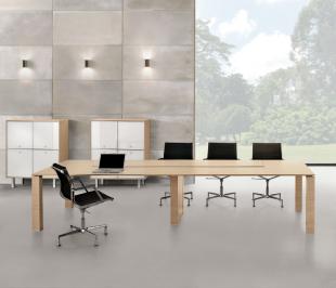 espace réunion d'entreprise mobilier moderne et design