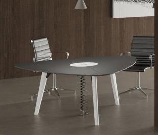 table design et siège ergonomique pour espace réunion