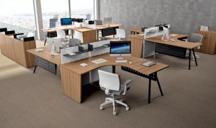 aménagement de bureaux opératifs fonctionnels