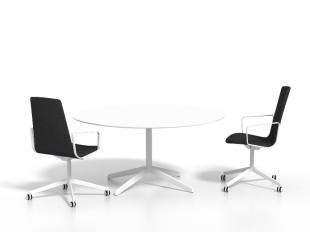 sièges de bureau minimalistes et modernes