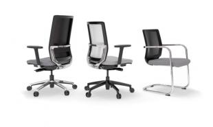 siège de travail design moderne avec ou sans roulettes