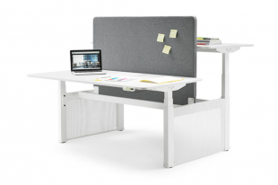 bureau pour open space fonctionnel et design