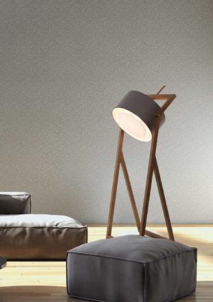 luminaire design style projecteur de cinéma en bois