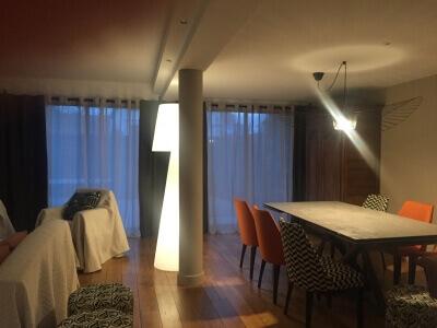 réalisation personnalisée décoration appartement strasbourg