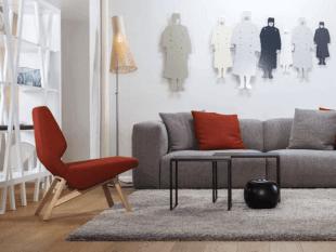 mobilier luminaire et décoration murale scandinave