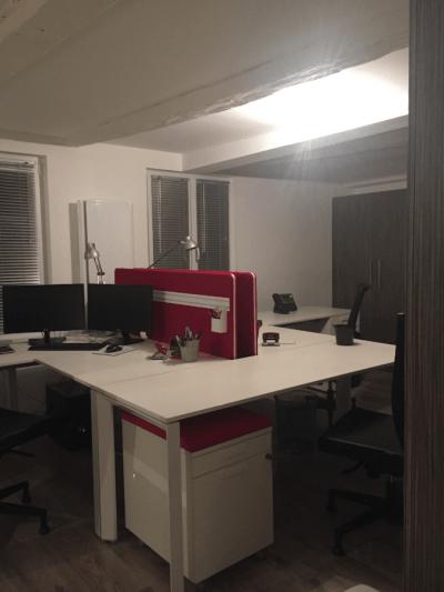 aménagement bureaux d'un cabinet comptable