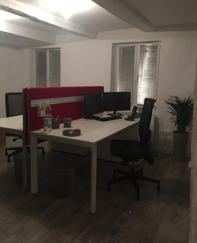 aménagement bureaux design et fonctionnel