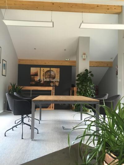 aménagement espace réunion moderne et design